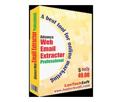 Advance software for email extractor