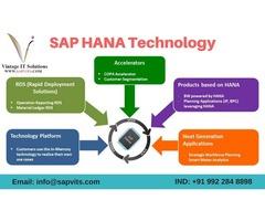 SAP HANA Online Training in USA