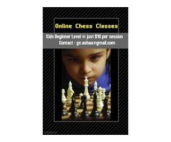 Online Chess Lessons for Kids