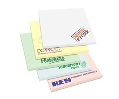 Promotional Custom Sticky Note Pads from PapaChina